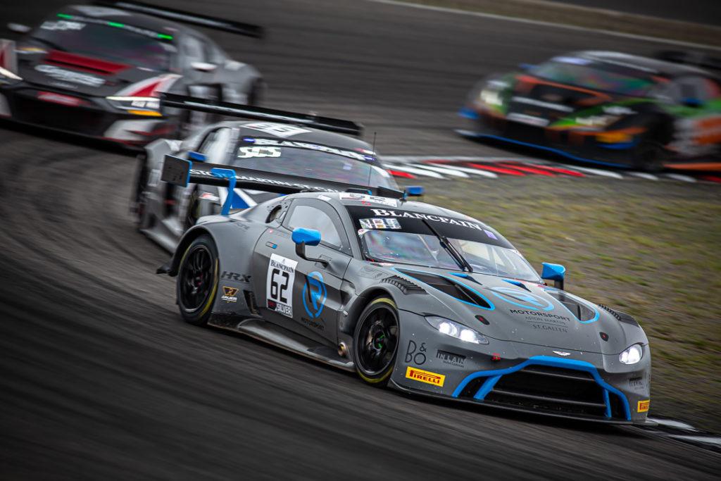 Nuerburgring Blancpain 2019